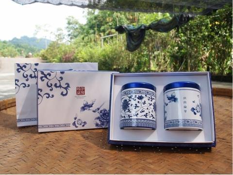 茶葉禮盒 -【富貴禮盒】