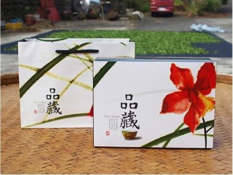 茶葉禮盒 -【品藏禮盒】