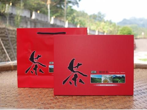 茶葉禮盒 -【好茶禮盒】