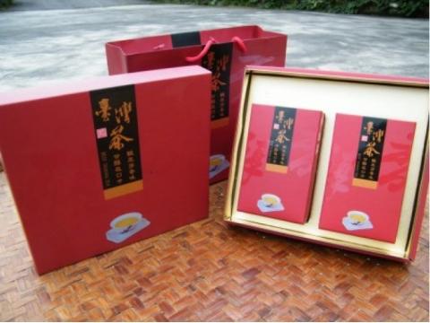 茶葉禮盒 -【優質禮盒】