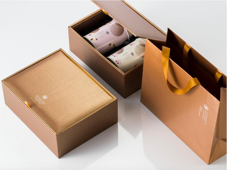 茶葉禮盒 -【金大方禮盒】