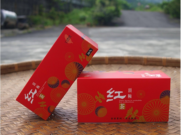 紅茶包 -【鹿谷紅】