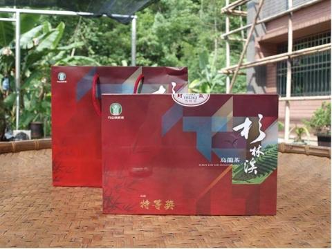 竹山鎮農會比賽茶 -【特等獎】半斤裝