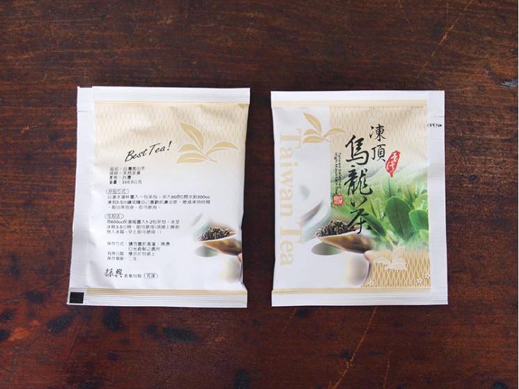 茶包 -【烏龍茶包】