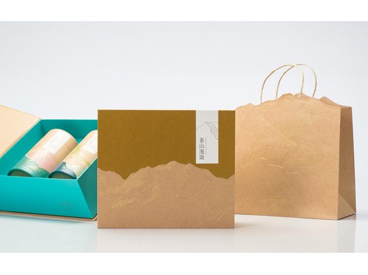 茶葉禮盒 -【茶山漫遊禮盒】